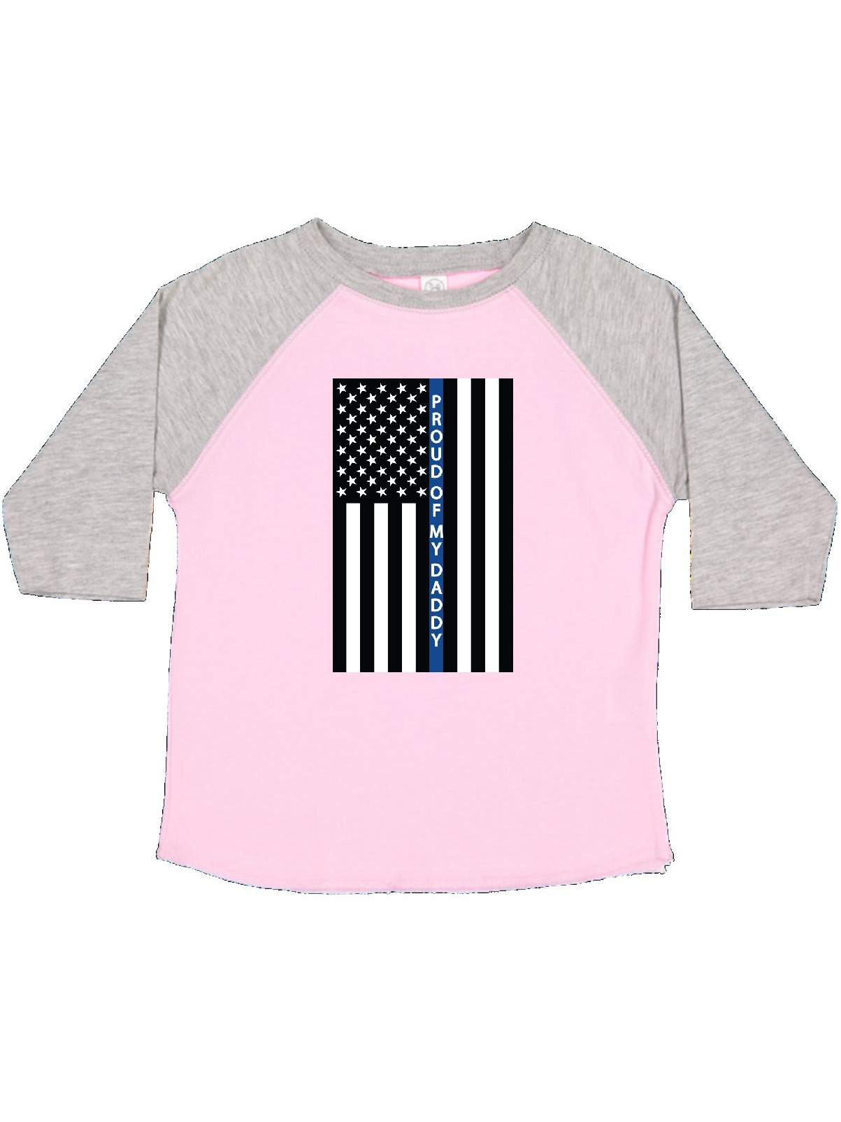 Police Officer Daddy Law Enforcement Toddler T Shirt