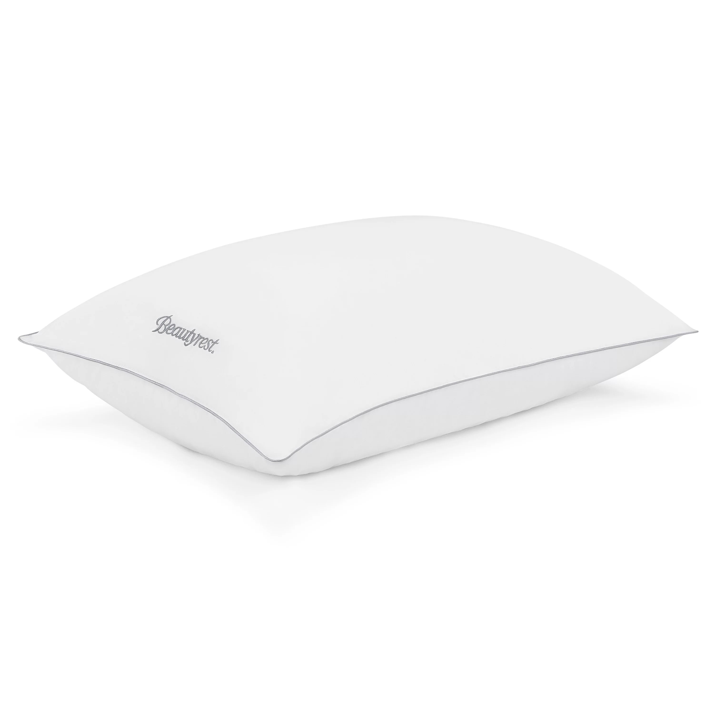 beautyrest silver 300tc naturally cool pillow in multiple sizes