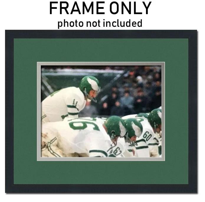 12 75cm X 17 75cm 5 X7 Photo Frame With Philadelphia Eagles Colors Double Mat Walmart Canada