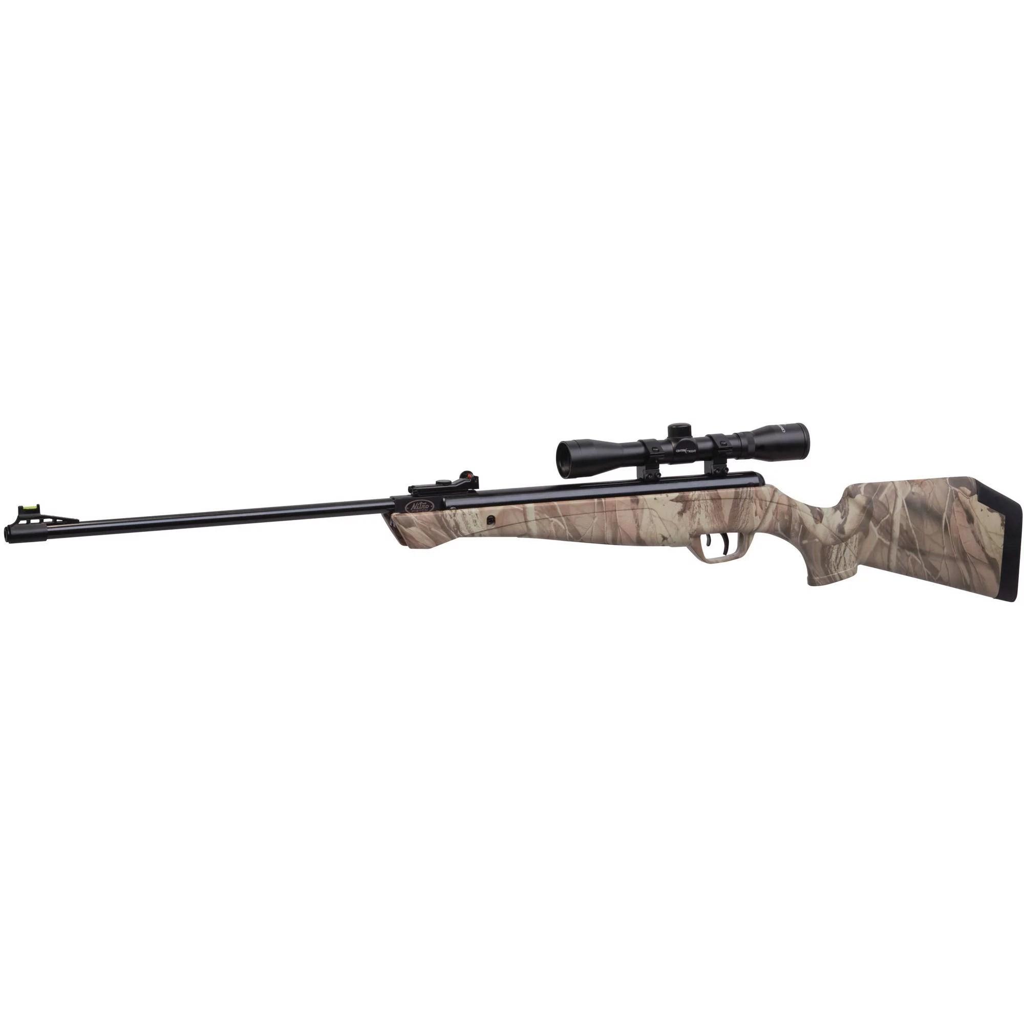 Crosman Phantom Hunter Camo Np Break Barrel Air Rifle With