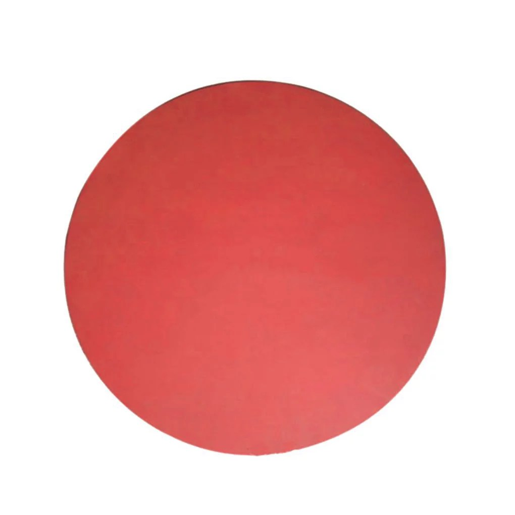 silicone microwave non stick oven round mat diameter 30cm heat resistant prevent table scratch scald