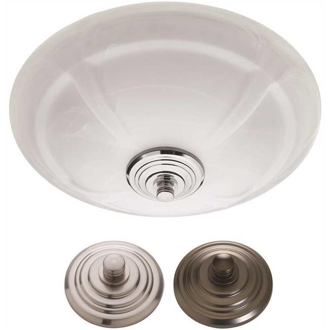homewerks worldwide 7106 03 80 cfm ceiling bathroom exhaust fan with led light