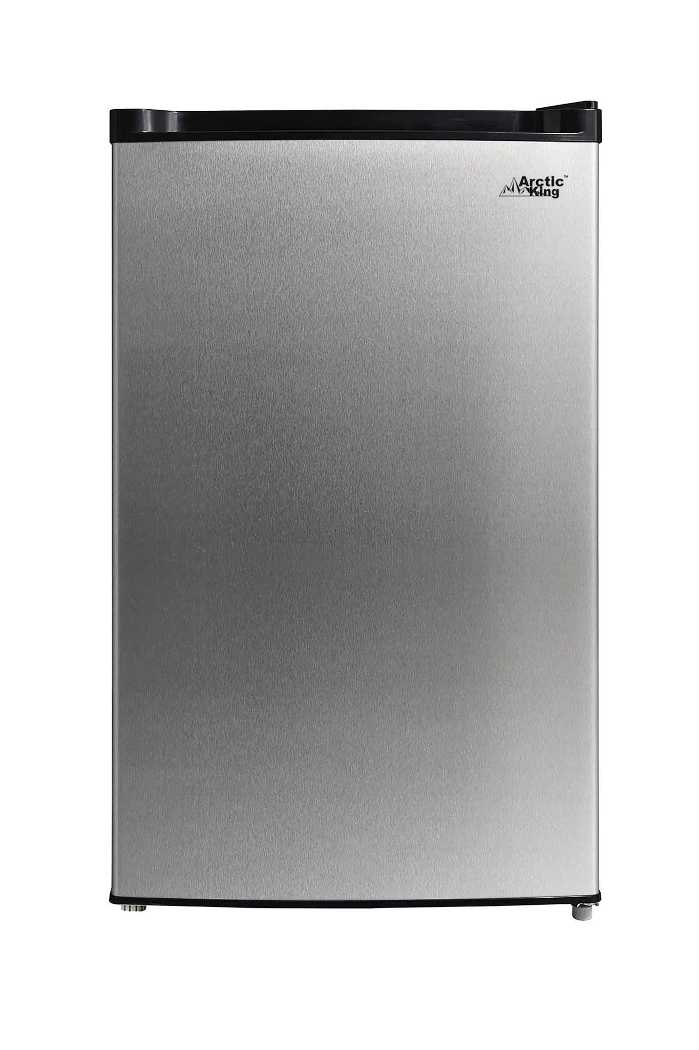 Arctic King 3.0 cu ft Upright Freezer Stainless Steel Door, E-star