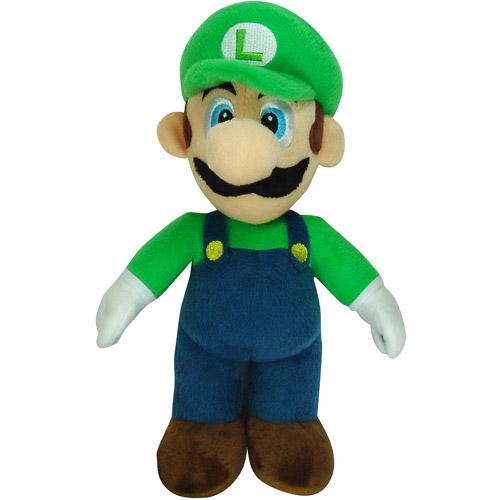 Goldie Marketing Super Mario Large Luigi Plush
