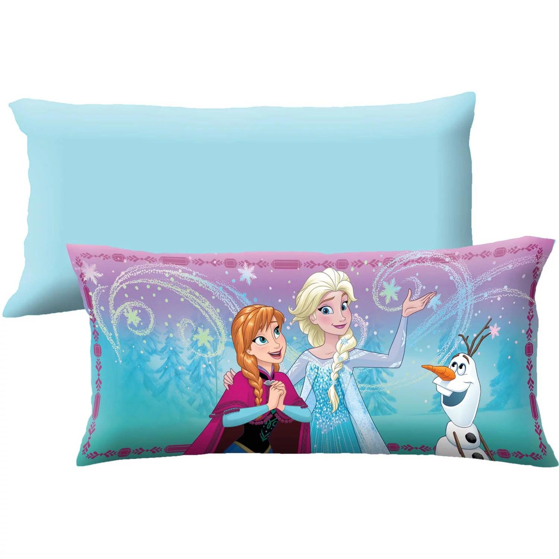 disney frozen winter magic body pillow 1 each