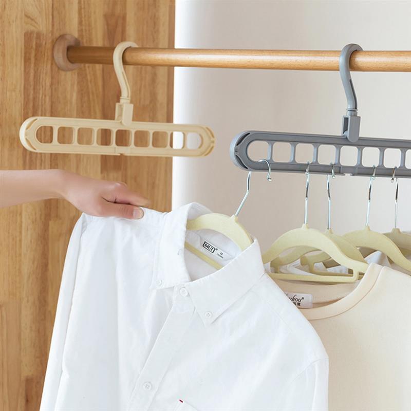 1pcs Magic Hangers Space Saving Clothes Hangers Organizer ... on Closet Space Savers Walmart  id=30171