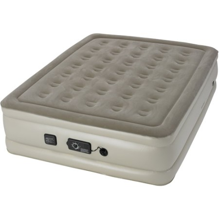 Insta Bed Raised Air With Neverflat Ac Pump Queen