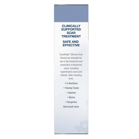 Scaraway Silicone Scar Sheet, 12 Ct 64322e39 bdb3 4de0 a598 073eb9364c9f 1