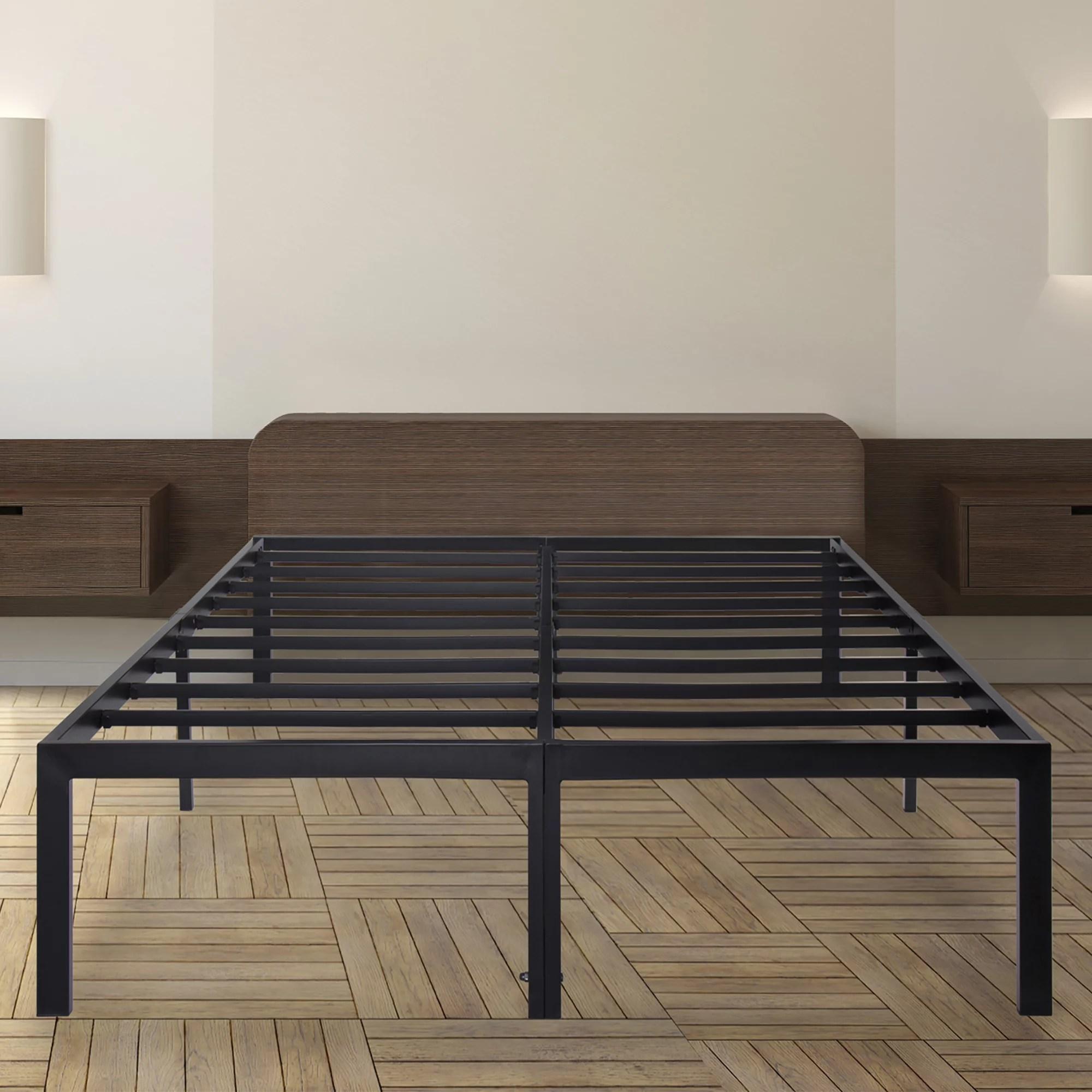 granrest 18 dura metal bed frame non slip california king