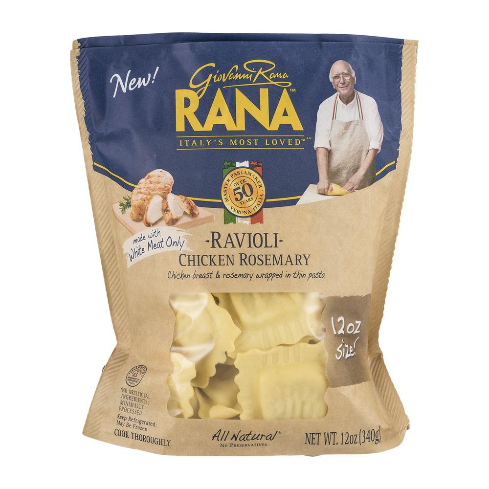 Rana Ravioli Chicken Rosemary 120 OZ Walmartcom