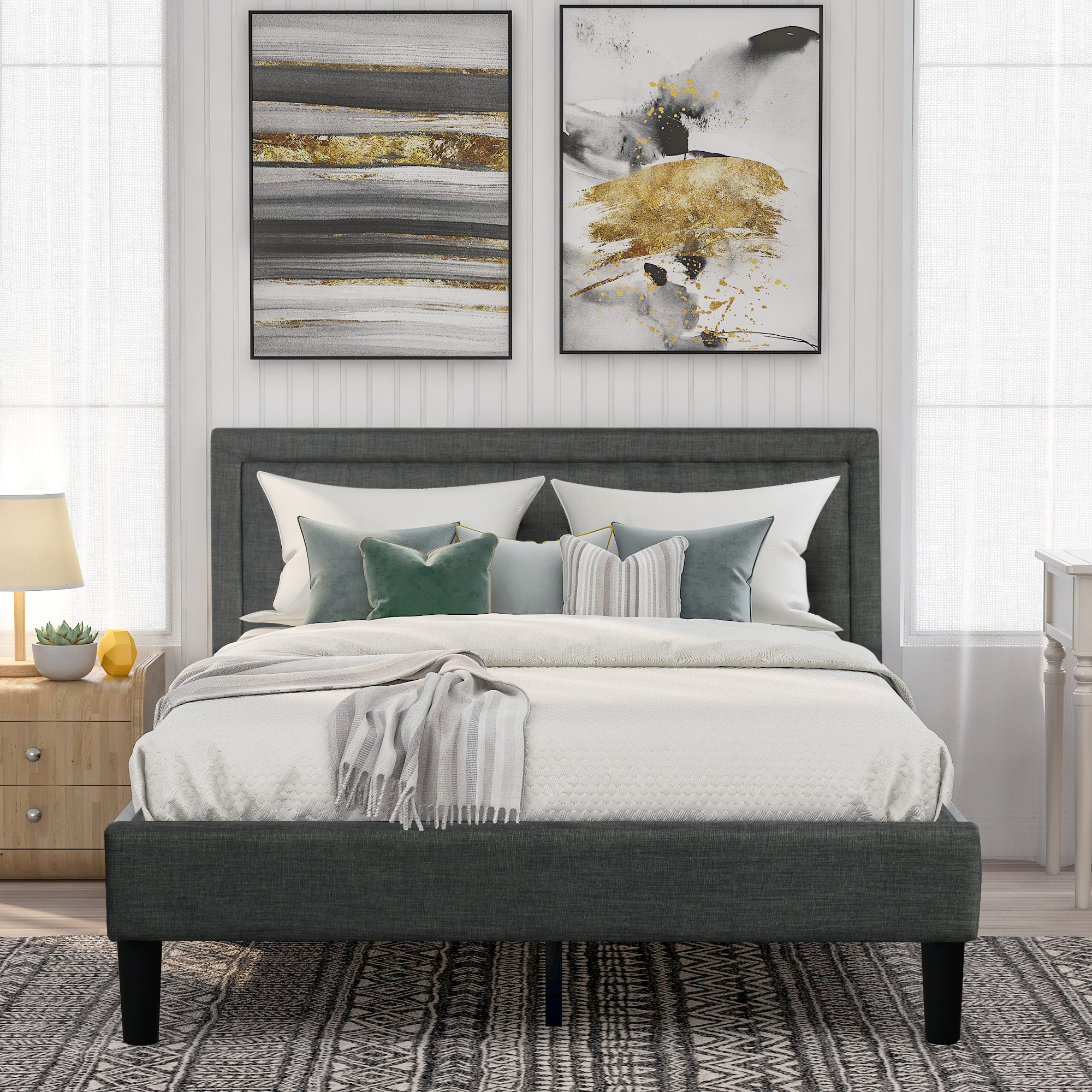 clearance queen bed frames for kids boys girls heavy on walmart bedroom furniture clearance id=76132