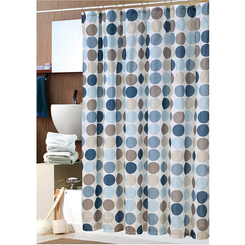 mainstays fabric shower curtain decorative hooks set 13 piece