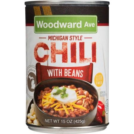 WOODWARD CHILI WB