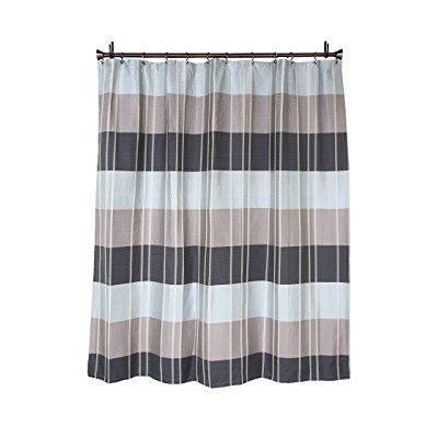 croscill fairfax shower curtain 72 by 72 inch slate walmart com