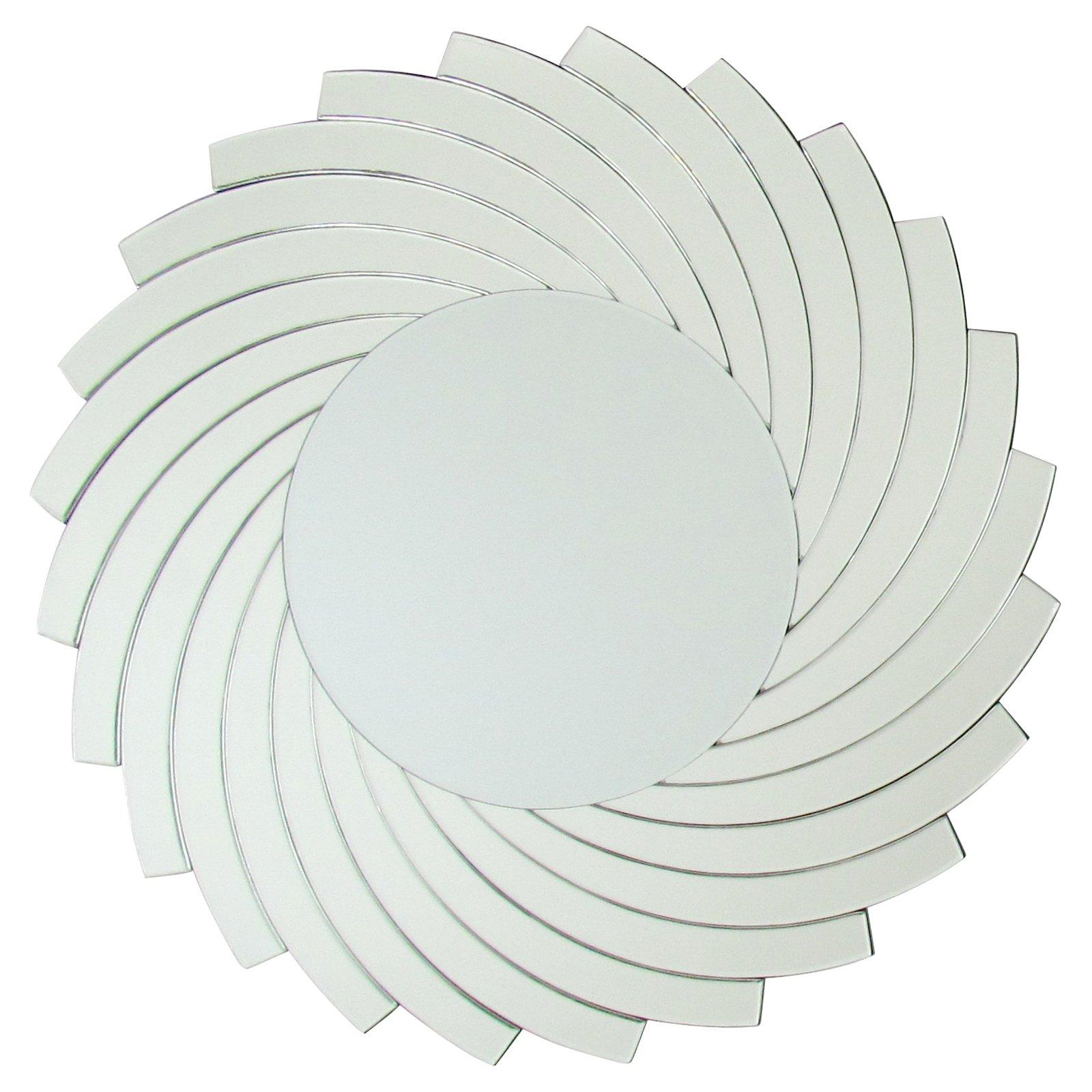 Wayborn Mr315 Round Beveled Mirror