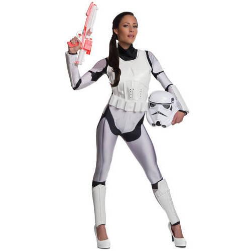 Star Wars quotStorm Trooperquot Adult Jumpsuit Halloween Costume