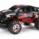 New Bright Rc Trucks 1 14 Radio Control Dodge Ram Runner Baja Truck Walmart Com Walmart Com