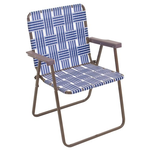 mainstays web chair navy