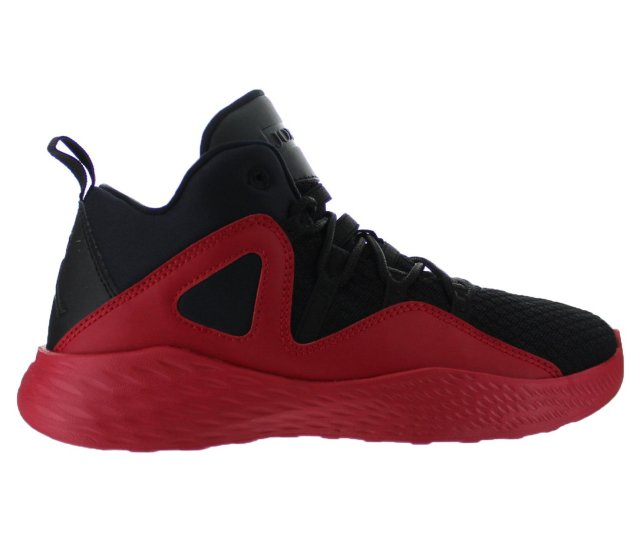 Nike Kids Air Jordan Formula 23 Ps Black Gym Red White 881467 001 Walmart Com