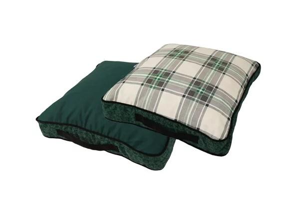mypillow all purpose cushion green