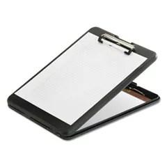 skilcraft lightweight portable storage clipboard
