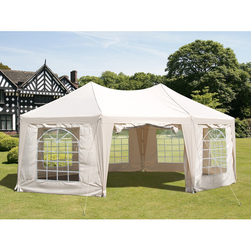 SunTime Outdoor Living Marquee 17 Ft. W x 17 Ft. D Steel ... on Suntime Outdoor Living  id=93532