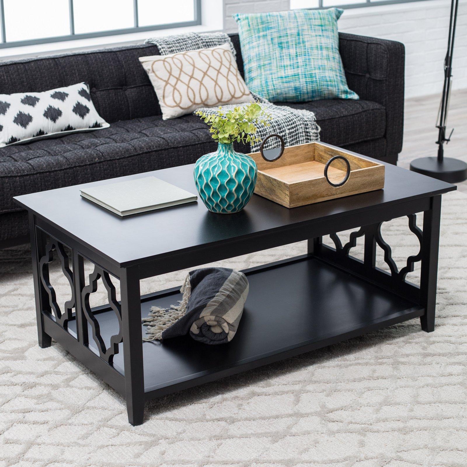 belham living renata quatrefoil coffee table