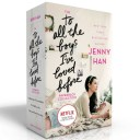 The to All the Boys I've Loved Before Paperback Collection: To All the Boys I've Loved Before; P.S. I Still Love You; Always and Forever, Lara Jean (Boxed (Paperback)