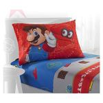 Super Mario Odyssey World 4 Piece Full Sheet Set Walmart Canada