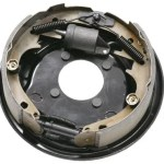 Husky Towing 30785 Trailer Brake Assembly Replaces Axle Tek Atwood Alko Dexter With 10 Inch Diameter X 2 1 4 Inch And Hole Pattern Hydraulic Brakes 3500 Pound Capacity Left Single Walmart Canada