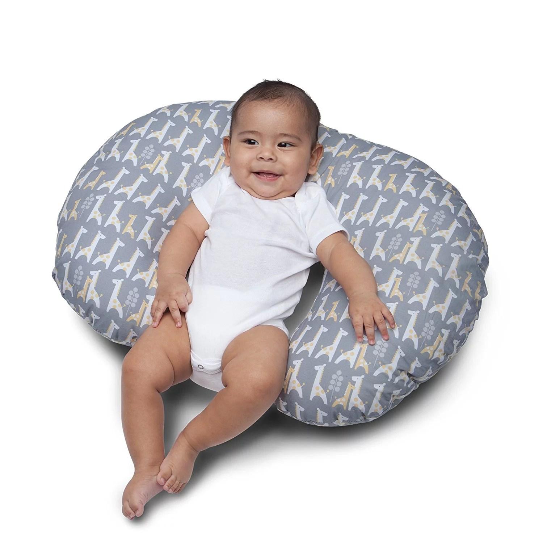fresh seat whalesgray premium infant design sofa positioner graywhite boppy boutique 118 chevron plus 21x25x5 gray heather by boppy walmart com