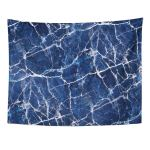 Ufaezu White Blue Marble Abstract Floor Dark Architecture Elegance Old Wall Art Hanging Tapestry Home Decor For Living Room Bedroom Dorm 60x80 Inch Walmart Com Walmart Com