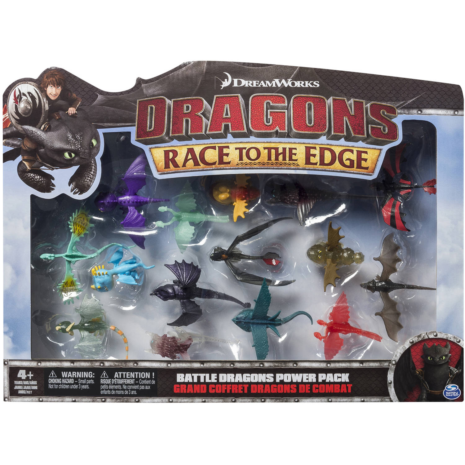 Dragon Eye Edge Eruptodon Race Dragons