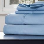 Somerset Home 1000 Thread Count Cotton Sateen Sheet Set Walmart Com Walmart Com