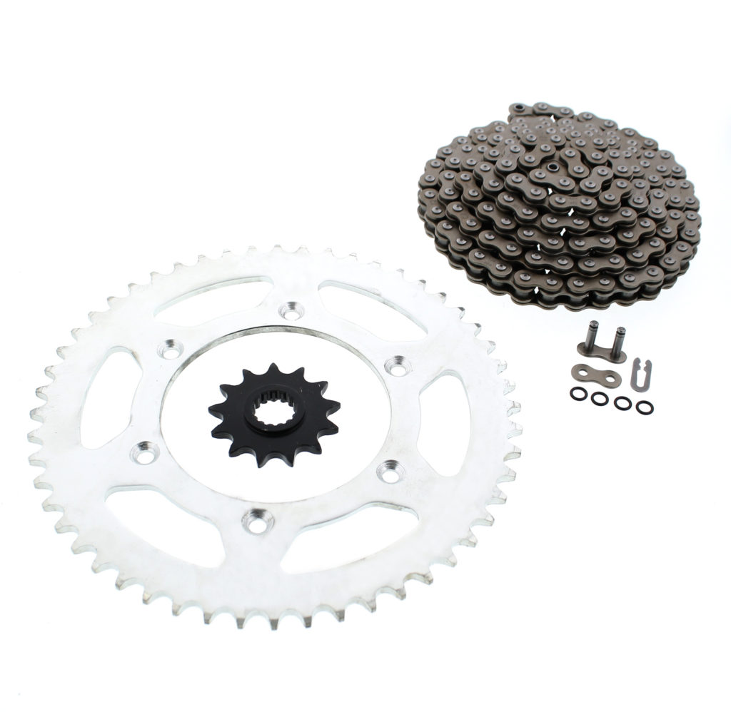 Fits Ktm 400 Lc4 Cz Dzo O Ring Chain And