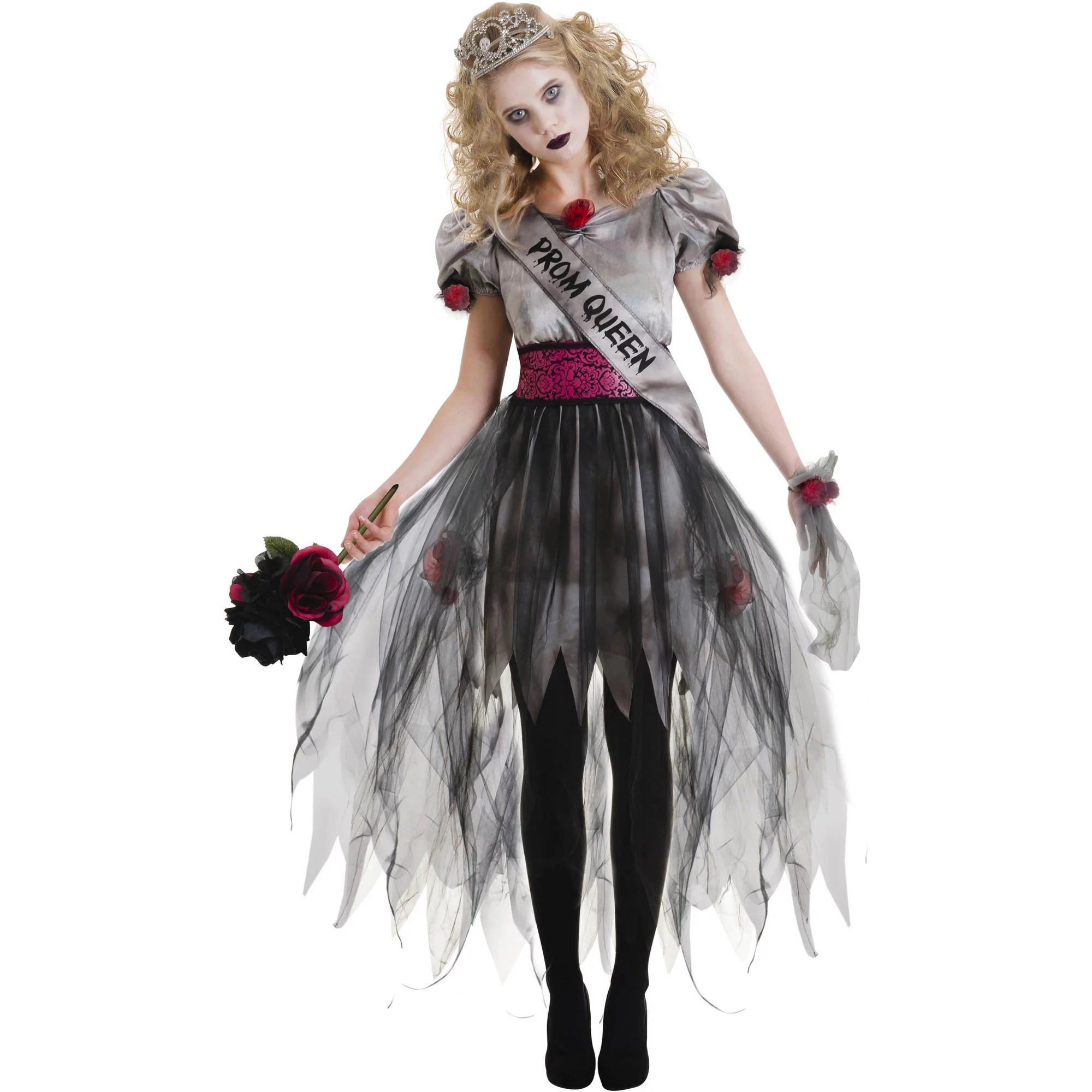 Prom Zombie Adult Halloween Costume