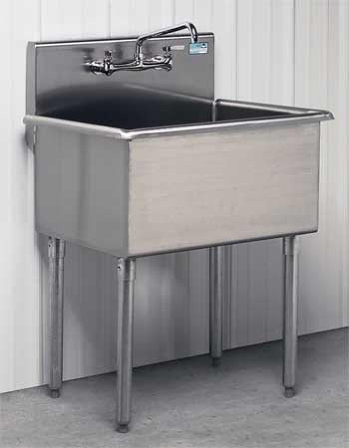 floor mount scullery sink walmart