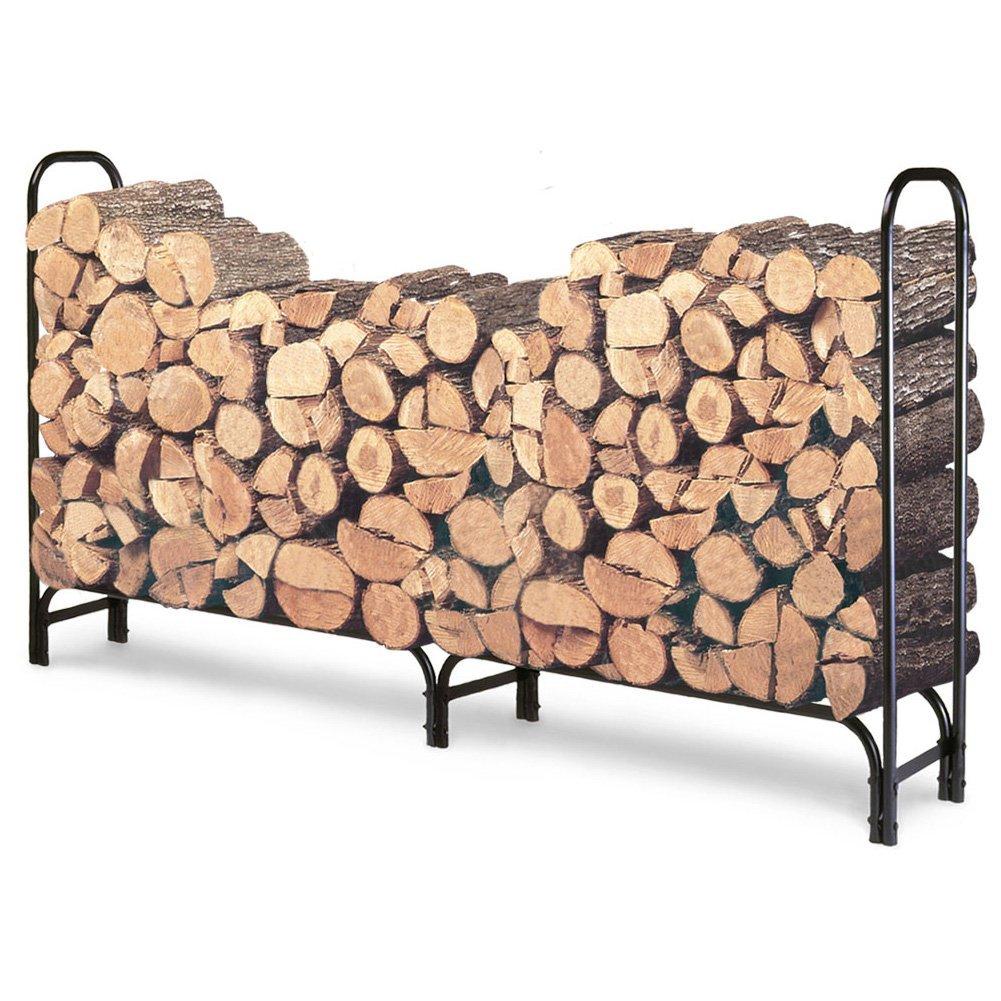 landmann 82433 8 foot firewood log rack only walmart com