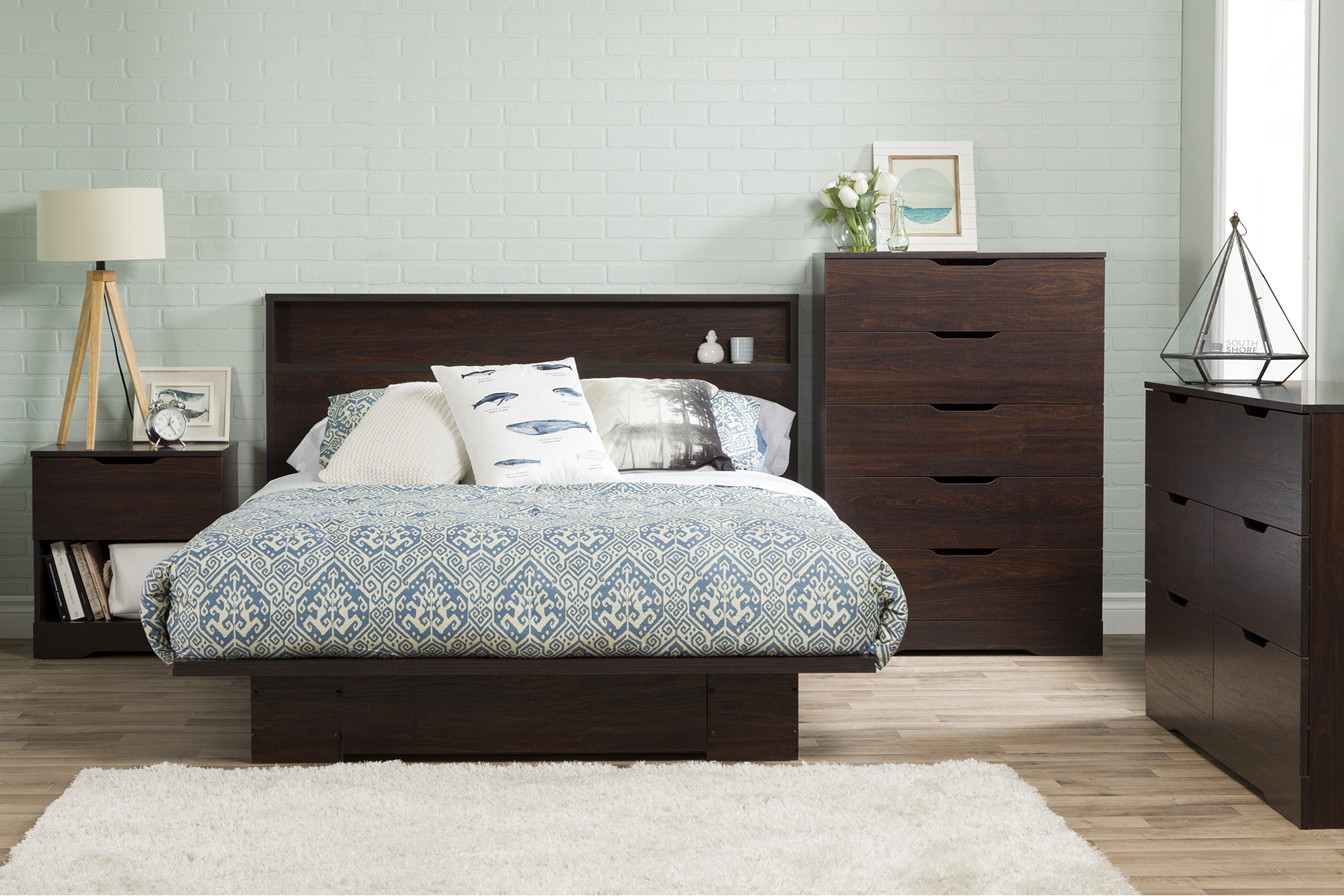 South Shore Holland Bedroom Furniture Collection