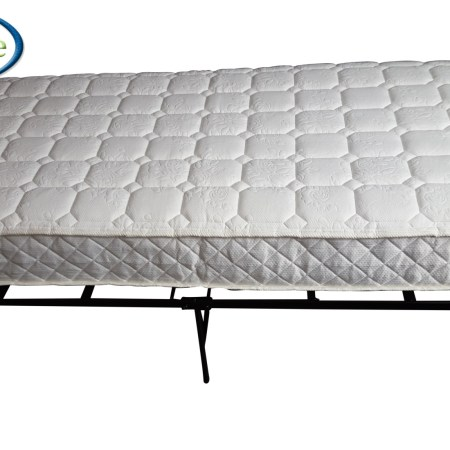 Twin Size Bed Frame And Mattress Combo By Adjust4me