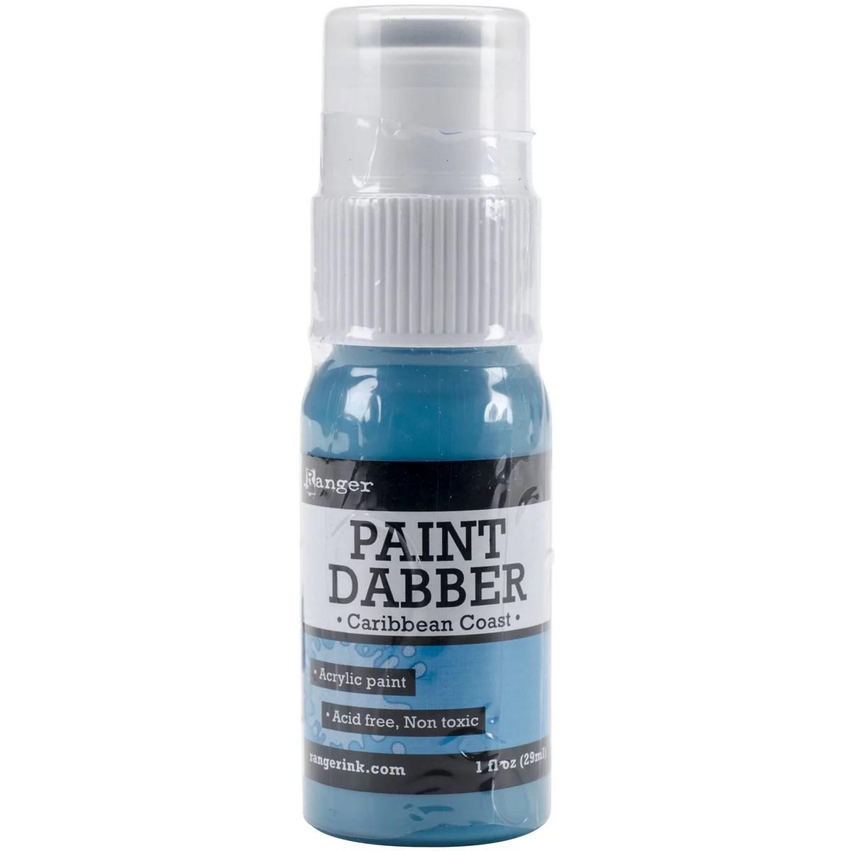 Paint Dabbers 1oz Caribbean Coast