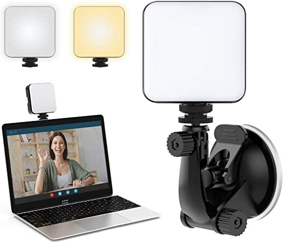 fdkobe video conference lighting kit webcam lighting for remote working zoom calls zoom lighting live streaming self broadcasting for