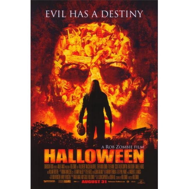 pop culture graphics movgi5034 halloween movie poster print 27 x 40 walmart com