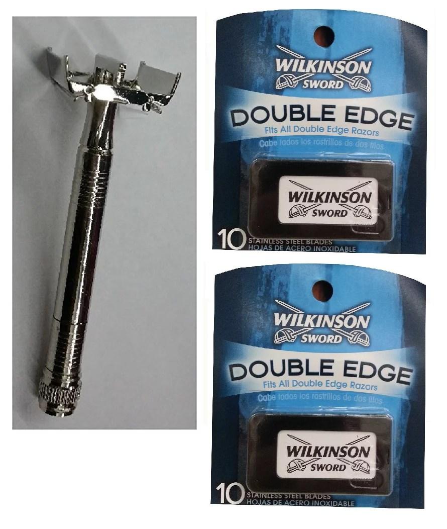 Double Edge Safety Razor Walmart