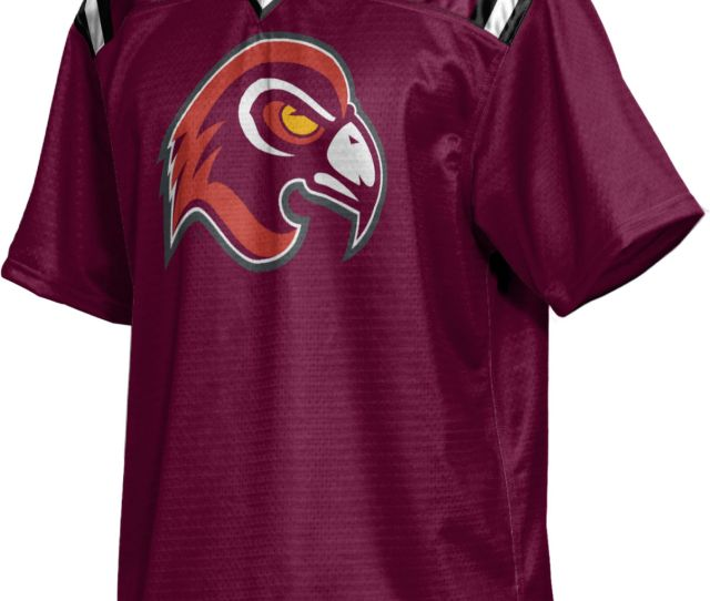 Prosphere Boys Fairmont State University Goal Line Football Fan Jersey Walmart Com
