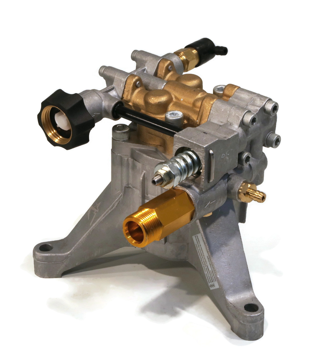 new 3100 psi 2 5 gpm power pressure washer water pump for husky models by the rop shop