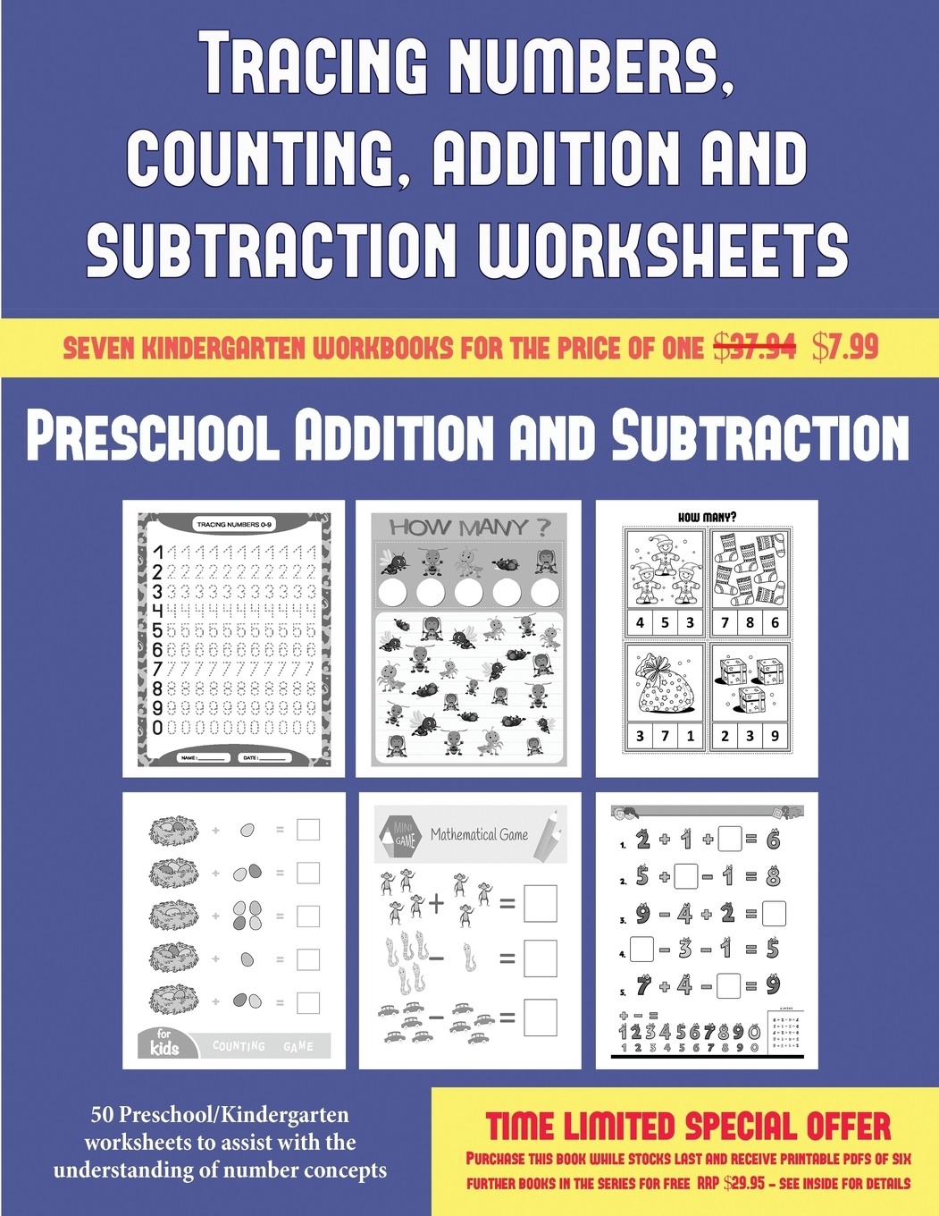 Preschool Addition And Subtraction Preschool Addition And
