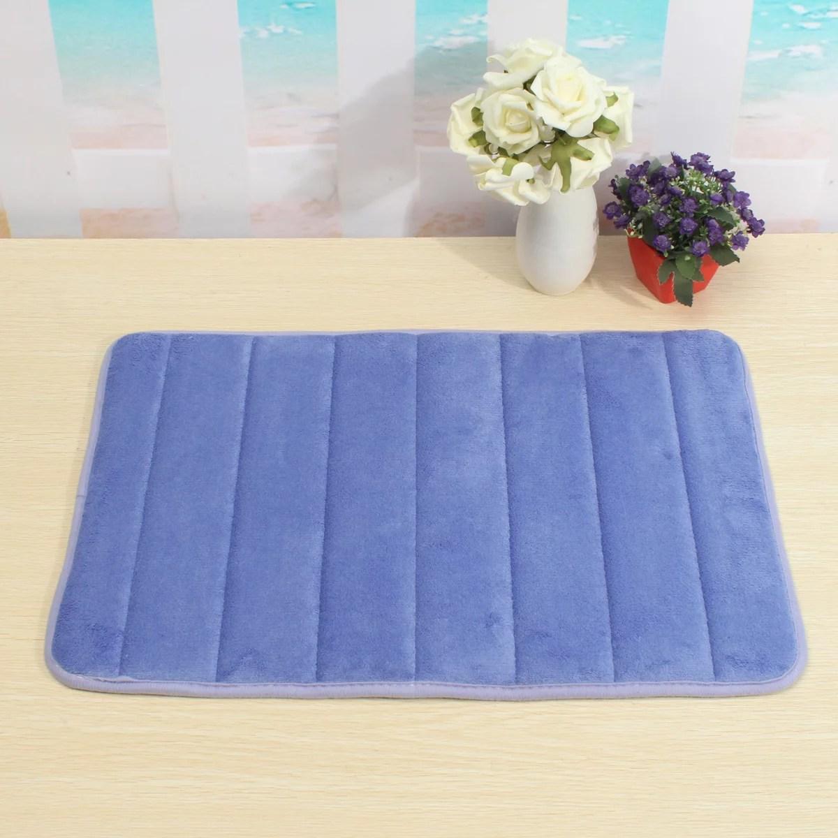 20 x30 62 x20 memory foam mat absorbent slip resistant on farmhouse colors for bath mats walmart id=19777