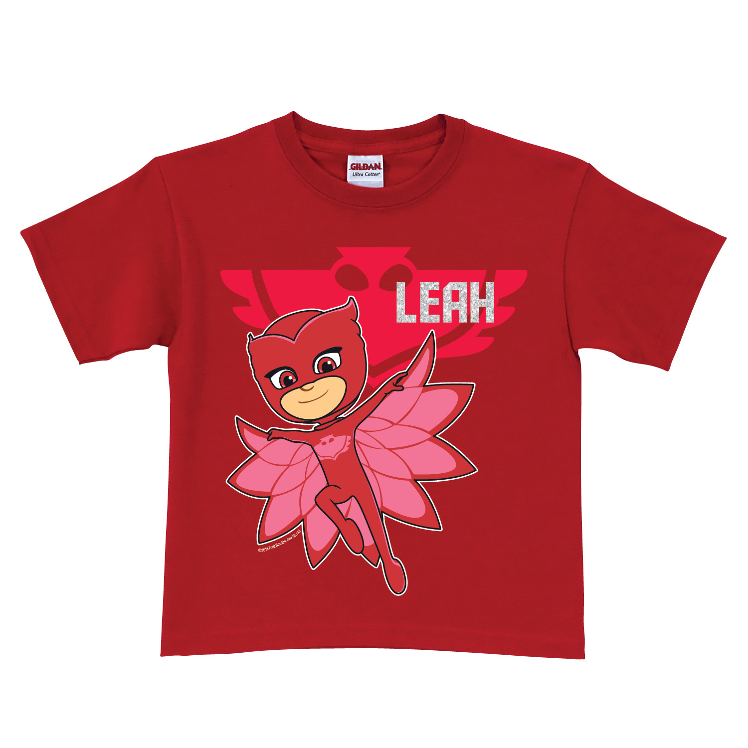 Owlette Red Youth T-Shirt – S, M, L, XL