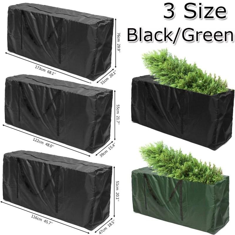 willstar outdoor furniture cushion storage bag furniture cushion storage bag portable garden furniture cushion storage bag